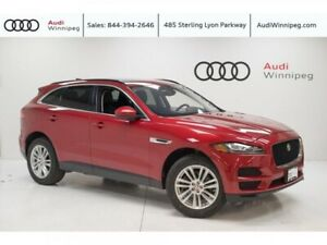 2017 Jaguar F-Pace 35t Prestige *4 new tires*