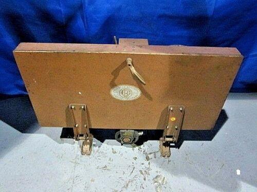 Vintage Goldberg Brothers K-18 35mm Enclosed Auto Film Rewind System