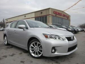 2012 Lexus CT 200h *** PAY ONLY $76.99 WEEKLY OAC ***