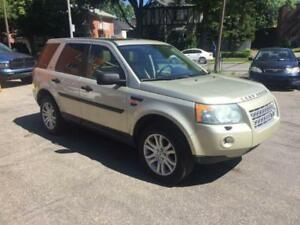 2008 Land Rover LR2 SE AWD AUTOMATIC CUIR , NEW BREAKS !