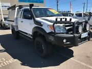 2007 Toyota Hilux KUN26R 07 Upgrade SR (4x4) 5 Speed Manual X Cab Cab Chassis Mitchell Gungahlin Area Preview
