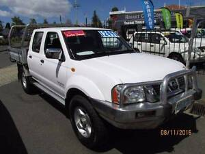 From $68 Per week on Finance* 2005 Nissan Navara ST-R Ute New Town Hobart City Preview