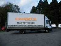 Quickshift NI Man & Van Services Belfast Antrim Ballymena