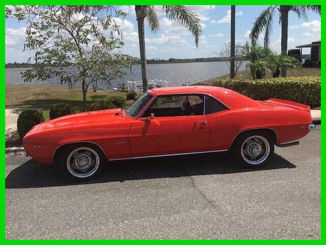 Chevrolet Camaro 1969 photo 0