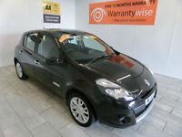 2011 Renault Clio 1.2 16v ( 75bhp ) Dynamique Tom Tom ***BUY FOR £21 PER WEEK***