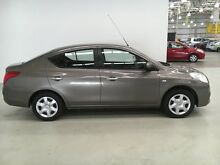 2013 Nissan Almera N17 ST Grey 4 Speed Automatic Sedan Edgewater Joondalup Area Preview
