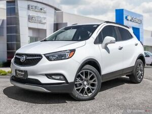 2019 Buick Encore Sport Touring AWD 15% OFF!