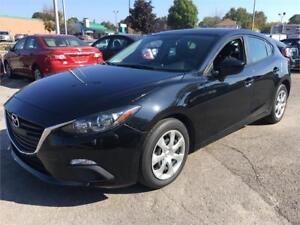 2015 Mazda Mazda3 GX A/C TOUTE EQUIPEE SPORT HATCH BACK