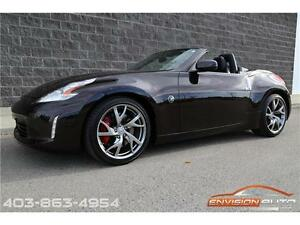 2014 Nissan 370Z Touring w/Black Top - ONLY 15,000KM