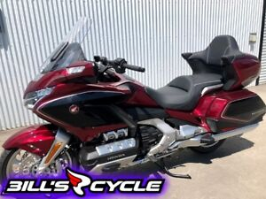 2018 HONDA On Road GL 1800 DAJ   Goldwing Tour Auto DCT ABS Airb