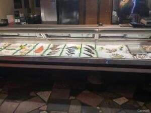 RESTO POISSONNERIE A VENDRE A MONTREAL