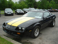1985 Chevrolet Camaro Z28 coupe