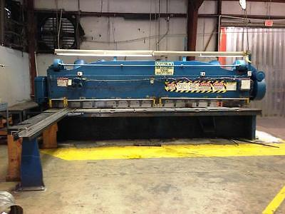 Cincinnati 16 X 38 Mechanical Plate Shear