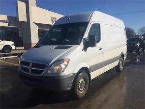 2009 Dodge Sprinter 2500 3.0L V6 Turbo Diesel