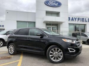 2018 Ford Edge Titanium WINTER PERFORMANCE PACKAGE INCLUDED –...