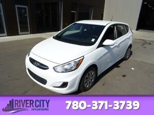 2017 Hyundai Accent LE HATCHBACK Accident Free,  Bluetooth,  A/C
