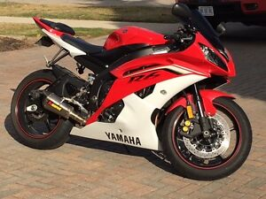 2014 RED R6 Yamaha