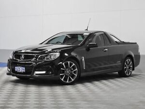 2013 Holden Ute VF SS-V Black 6 Speed Automatic Utility Jandakot Cockburn Area Preview