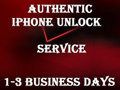 EXPRESS AUTHENTIC VERIZON UNLOCK SERVICE IPHONE XR XS X 8 7 7+ 5 5s CLEAN IMEI