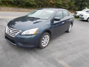 2014 Nissan Sentra SV LOADED ONLY $10998  $1000 CASH BACK
