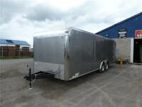 2015 ELIMINATOR RACE HAULER SERIES 8.5 X 24 FT.