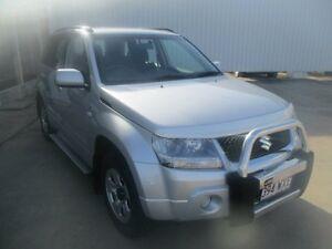2008 Suzuki Grand Vitara Silver Automatic Ayr Burdekin Area Preview