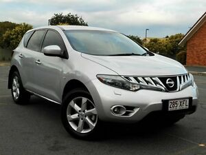 2009 Nissan Murano Z51 ST Silver 6 Speed Constant Variable Wagon Chermside Brisbane North East Preview