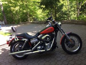 2009 Harley Davidson FX Low Rider with Accessories