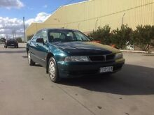 1999 Mitsubishi Magna TH Executive Blue 4 Speed Automatic Sedan Spotswood Hobsons Bay Area Preview
