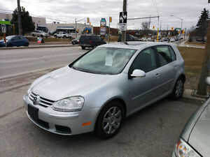 2008 VW Golf, Made in Germany, Carproof Clean, $7999