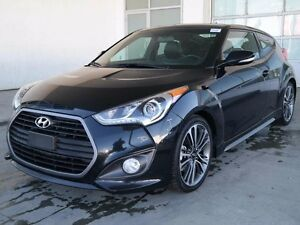 2016 Hyundai VELOSTER TURBO, POWER PACKAGE, NAVI, BLUETOOTH, LEA