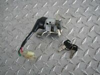 Ignition Switch and Key(s) for a Honda Scooter