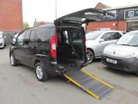 FIAT DOBLO WHEELCHAIR CAR, DISABLED ACCESS MOBILITY WAV