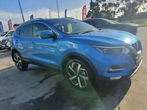 2019 Nissan Qashqai J11 Series 2 Ti X-tronic Blue 1 Speed Constant Variable Wagon Hoppers Crossing Wyndham Area Preview