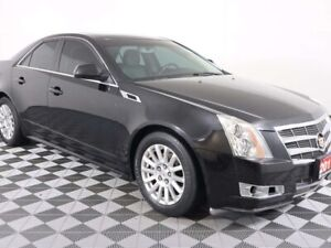 2011 Cadillac CTS Sedan CTS Leather, Moonroof, New Tires