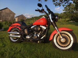 HARLEY-DAVIDSON FAT BOY LOW 2012