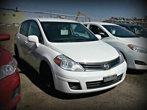 2011 Nissan Versa $99 DOWN EVERYONE APPROVED