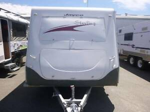 2008 Jayco Sterling Maddington Gosnells Area Preview