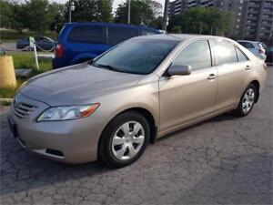2008 Toyota Camry   ONLY 126000 KM