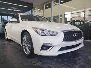 2019 Infiniti Q50 LUXE W/ Esseantials Package