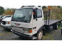 1996 Other HINO FB TILT CAB FLAT DECK $5,900 wholesale price