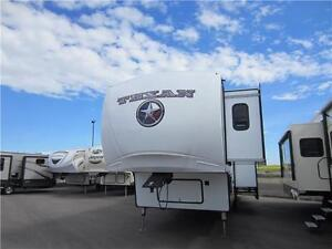 The TEXAN 374REBH FIFTH WHEEL is WAITING JUST FOR YOU
