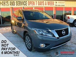 2015 Nissan Pathfinder SV, No Accidents, Great Shape, Local Vehi