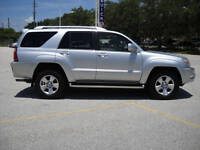 2003 Toyota 4Runner Limited 4x4 Leather SUV