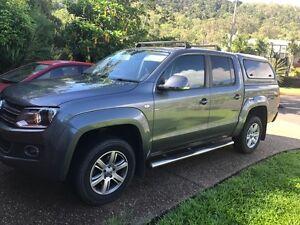 2014 VW Amarok Highline Ute Trinity Beach Cairns City Preview