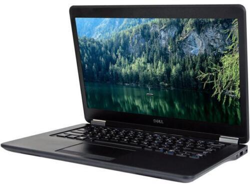 """DELL E7450 14.0"""" Laptop Intel Core i5 5th Gen 5300U (2.30 GHz) 16 GB Memory"""