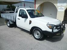 2011 Ford Ranger PK XL (4x2) White 5 Speed Manual Cab Chassis South Nowra Nowra-Bomaderry Preview