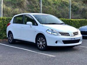 Ever popular Nissan Tiida ST Auto hatch Wacol Brisbane South West Preview