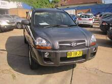 2009 Hyundai Tucson Auto SUV only 87,000km Wolli Creek Rockdale Area Preview