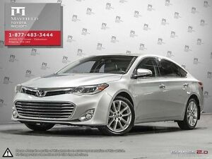 2013 Toyota Avalon Limited premium package